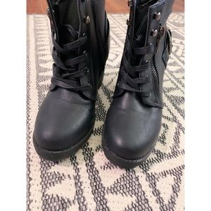 Rue21 Shoes - Chunky Buckle Heels